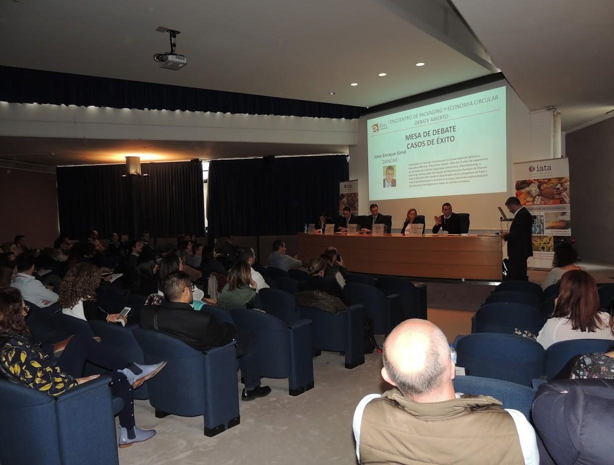 TECNOBOX, participante del 'I Encuentro de Packaging y Economía Circular'